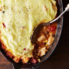 Chicken Tamale Pie recipe on Food52