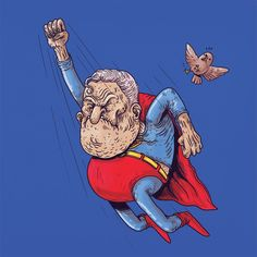 superman velho