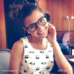 imogen from degrassi with her hair down - photo #37