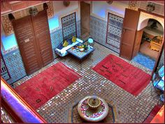 Riad from above by freddie2310, via Flickr