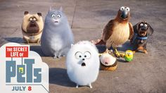awesome The Secret Life of Pets - Trailer #2 (HD) - Illumination