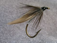 4b92ea3550e56 The Ray Bergman Collection – 27) Black Gnat Silver | | Hatches Fly Tying  Magazine