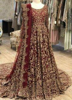 Asian Bridal Dresses, Asian Wedding Dress, Pakistani Wedding Outfits, Indian Bridal Outfits, Pakistani Wedding Dresses, Pakistani Bridal Lehenga, Latest Bridal Lehenga, Bridal Dupatta, Lehenga Choli