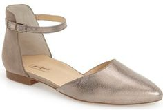 Paul Green 'Henly' Ankle Strap Flat (Women)