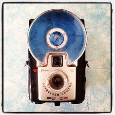 Vintage camera - Kodak Brownie Starflash