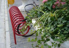 2013 Espiral de Bicicleta Suporte de Estacionamento