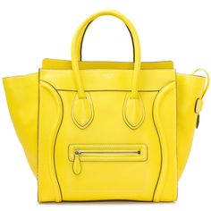 I love celine purses!!! I do not own one, but I hope to one day! No matter where I'm going or what I have on I always have to have a big purse.