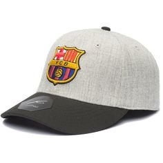 0649fcb6 Barcelona Fi Collection Post Game Adjustable Hat – Gray/Black, Your Price:  $27.99