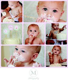 Cake Smash // M Photography