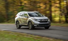 We Test the 2017 Honda CR-V to See If the Top-Selling Compact Crossover Gets a Passing Grade