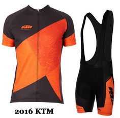 2016 KTM cycling jersey ropa ciclismo hombre maillot ciclismo mountain bike men's cycling clothing mtb wielerkleding sportswear
