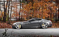 Ferrari 599 / ADV.1 Wheels