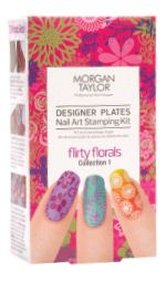 Morgan Taylor Nail Art Stamping Kit!