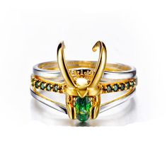 2019 Latest Design Marvel Movie Charm Jewelry Ring 925 Silver Loki Ring For Men - Thorki - Accessories Cute Jewelry, Charm Jewelry, Jewelry Rings, Geek Jewelry, Jewelry Sets, Jewlery, Jewelry Armoire, Key Rings, Diy Jewelry