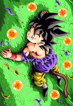 Dragon Ball Gt, Dragon Bollz, Dragon Ball Image, Goku Wallpaper, Naruto Wallpaper, Son Goku, Foto Do Goku, Dragonball Super, Kid Goku