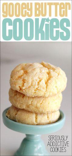 The best St Louis tradition in a cookie! The best St Louis tradition in a cookie!The best St Louis tradition in a cookie! Gooey Butter Cookies, Yummy Cookies, Cake Cookies, Home Made Cookies Recipe, Butter Cookies Recipes, Cookies Best, Best Butter Cookie Recipe, Butter Cakes, Cookie Butter