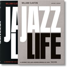 Jazzlife by Joachim E. Berendt at Mighty Ape NZ. In photographer William Claxton and noted musicologist Joachim Berendt traveled the United States hot on the trail of jazz. Through music halls . William Claxton, Ella Fitzgerald, Billie Holiday, Miles Davis, Count Basie, Duke Ellington, Muddy Waters, New Orleans, Stan Getz