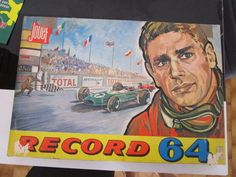 Vintage Racing, Slot Cars, Circuit, Nostalgia, 2013, Html, Kids, Painting, Fictional Characters