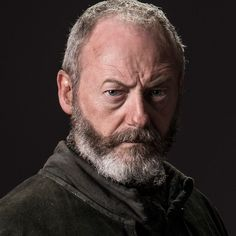Liam Cunningham is an Irish actor producer and director, His major project came to known when he portrayed Davos Seaworth in GOT. Dessin Game Of Thrones, Liam Cunningham, Actor Quotes, Character Bank, Black Castle, Bristol City, Hbo Series, Mother Of Dragons, Medieval Fantasy