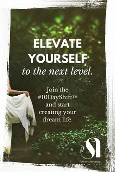Attract abundance, get clarity & start living your dream life. Join the #10DayShift™ now. Love yourself, love myself, energy healer, shaman healing, money mindset, Law of Attraction, Abraham Hicks, growth mindset, abundance images, abundance affirmations, manifesting abundance, money abundance, self care routine, self care quotes, self care ideas, self care mental health, self discovery, meditation for beginners, mindfulness routine, raise your vibration, guided meditation for letting go.