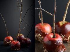 Honey Caramel Apples from @Jenny | Nourished Kitchen