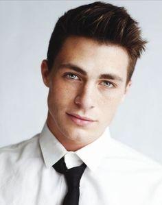 Handsome : Colton Haynes