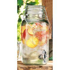 1-gal Del Sol Impressions Beverage Dispenser