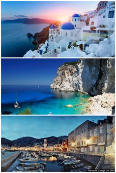 Travel to Greece this summer.