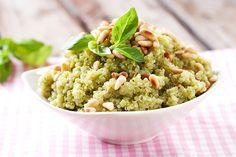 Deliciosa y saludable receta: Quinoa Detox