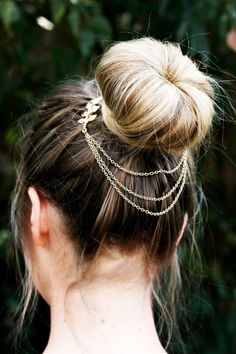 Gold Hair Comb | Atarah Jewel Online Store South African Shop, Gold Hair, Hair Comb, Bobby Pins, Shops, Hair Accessories, Jewels, Random, Beauty
