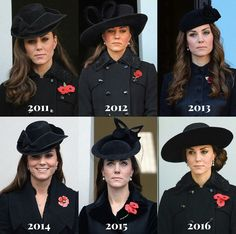 Kate -Remembrance day