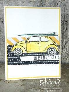 Stampin Up Beautiful life card by StampinByTheSea.com 2016 occasions catalog