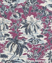 Resene Vanity Fair Wallpaper Collection | Full collection Vanity Fair, Palmiers, Heaven On Earth, Things To Come, Wallpaper, Tropical, Collection, Tropical Prints, Wall Papers