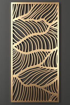 Front Gate Design, Fence Design, Laser Cut Patterns, Wall Patterns, Metal Screen Doors, Metal Lattice, Jaali Design, Laser Cut Screens, Cnc Cutting Design