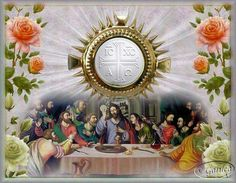 Spiritual Pictures, Holy Thursday, Blessed Sunday, Everlasting Life, Soul Art, Roman Catholic, Marie, Prayers, Spirituality