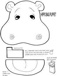 monkey body template - Google Search | Free Zoo Animal | Pinterest ...