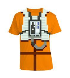Awesome 8-bit Shirts