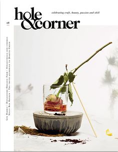 Hole & Corner Magazine cover