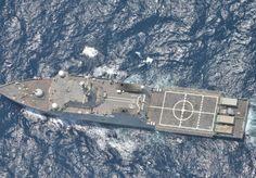 Spanish Armada ESPS Meteoro offshore patrol vessel.