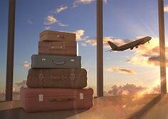 Whether you're traveling for business or pleasure, heading away from home can be stressful.  With regulations on everything from how heavy your suitcase can be to what you can and can bring past security.