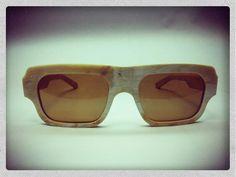 Smith & Norbu exceptional white buffalo sunglasses-preview pitti 2013 Horns, Buffalo, Frames, Sunglasses, Fashion, Moda, La Mode, Horn, Fasion