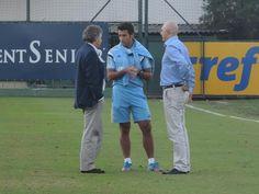 Nobre explica saída de Oswaldo e se anima com Cuca e Marcelo Oliveira #globoesporte