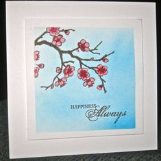 CAS106 QFTD47 IC271 Happiness Always by hskelly - Cards and Paper Crafts at Splitcoaststampers