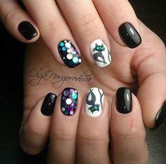 Красивый маникюр, мк ногтей