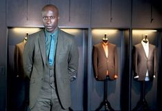 Hello, Tailor: Ozwald Boateng: A Man's Story