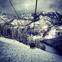 Powder laps on Lift 9  http://instagram.com/p/U_xkEqF4Mo/