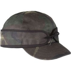 Waxed Cotton Cap Stormy Kromer, Fall Hats, Woodland Camo, Cotton Hat, Wearing A Hat, Fall Scarves, Columbia River, Hat Sizes, Wax