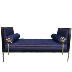 Howard And Sons Style Napoleon III Chaise Longue Victorian For Restoration