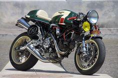Ducati Sport Classic 1000 – La Permalosa by Unique Cycle Work