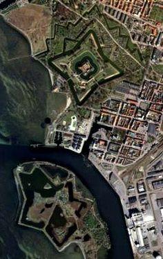 Landskrona Citadel @ Starforts.com